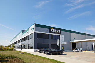 Prologis Buduje Drugi Obiekt Typu Build-to-Suit dla CERVA GROUP w Prologis Park Prague-Airport