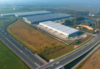 Prologis Park Wroclaw III DC4