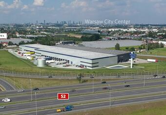 Panattoni City Logistics Warsaw Airport